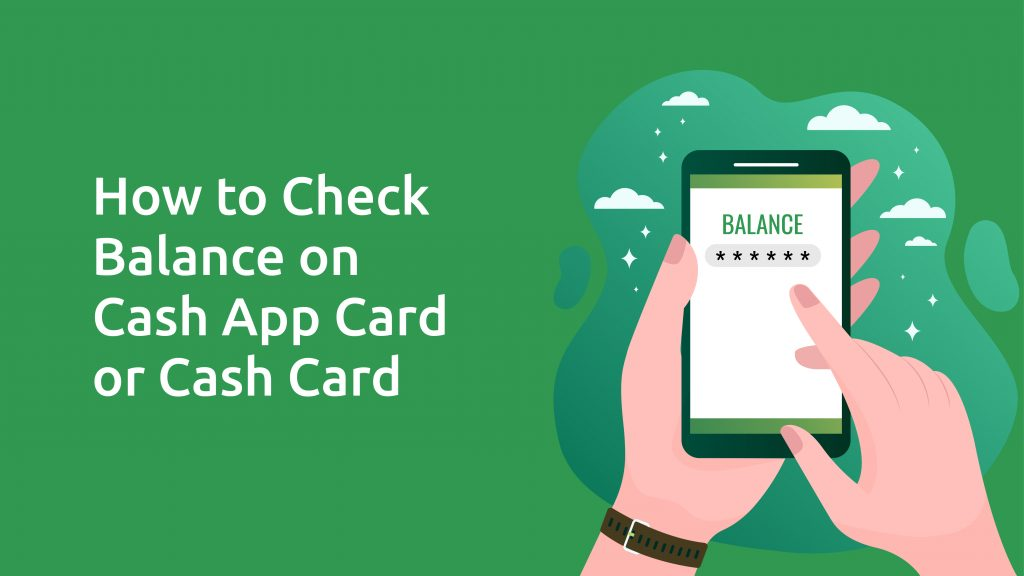 How To Check Balance on Cash App Card?