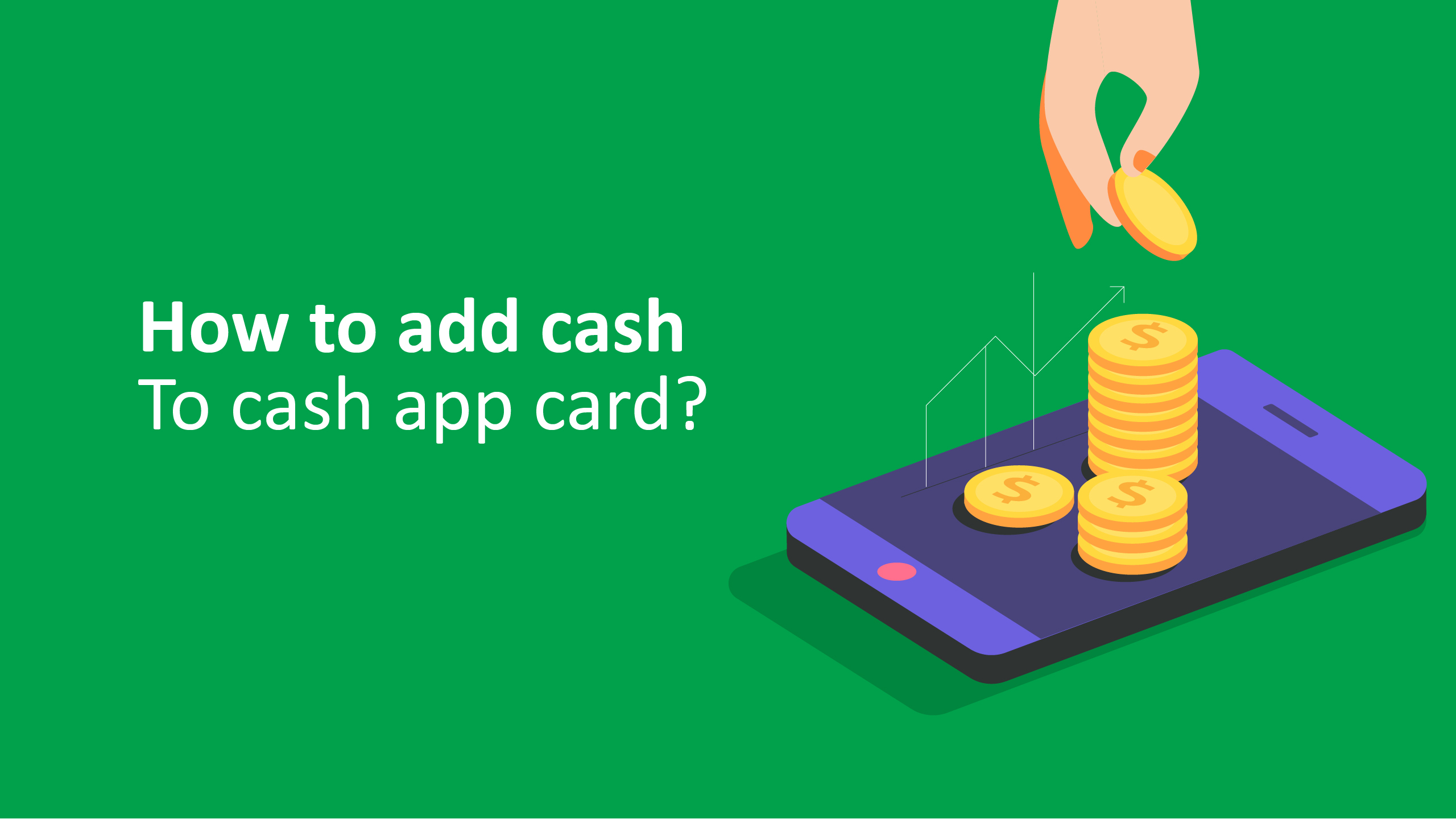 How To Add Cash To A Cash App Card